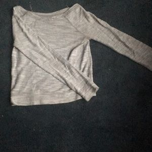 A small knitted shirt